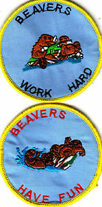 Boy-Scout-Badges-BEAVERS-WORK-HARD-HAVE-FUN