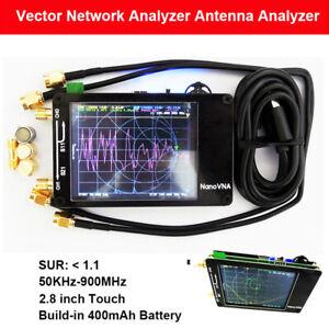 Nanovna-50KHz-900MHz-Vector-Network-Analyzer-UHF-HF-UV-VHF-VNA-Antenna-Analyzer