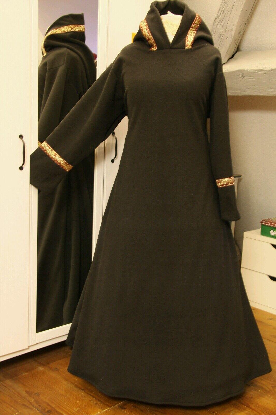Wintermantel schwarz Mittelalter Gothic Larp Larp Larp Gr 46 48 50 XXL Damen Mantel Kleid  | Shop  | Neuheit Spielzeug  | Neuer Eintrag  | Düsseldorf Eröffnung  | Erlesene Materialien  5ac71a