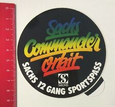 ADESIVI/Sticker: Sachs Commander orbita Sachs 12 MARCE SPORT Pass (17051644)