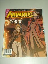 ANIMERICA VOL 11 #10 OCTOBER 2003 ANIME & MANGA WITCH HUNTER ROBIN US MAGAZINE