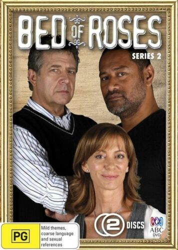 1 of 1 - Bed Of Roses : Season 2 (DVD, 2010, 2-Disc Set) New/Sealed