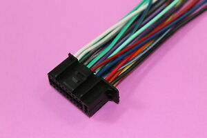 Wire Harness for KENWOOD DNX9960 DNX6180 DNX994S ... on