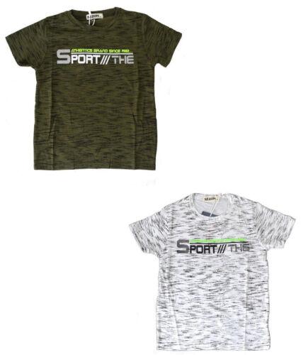 Kinder T-Shirt Neu Jungen TShirt Kinder Tarnshirt *COOL* Jungen T-Shirt Shirt