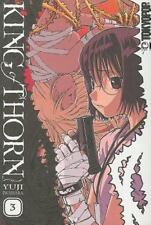 King of Thorn, Vol. 3-ExLibrary