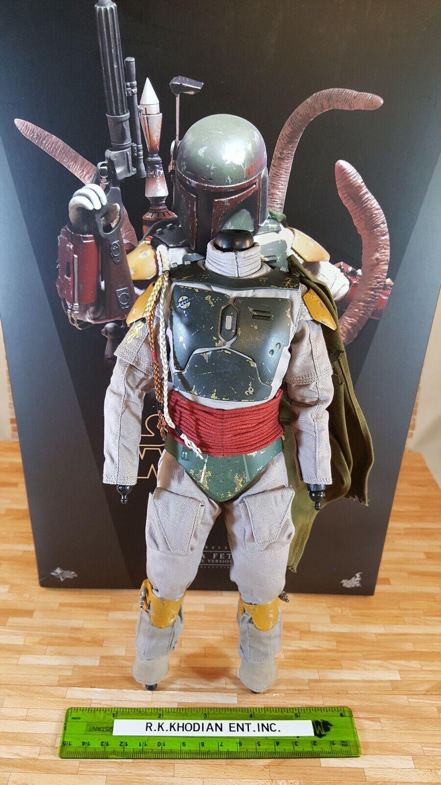 Hot Toys MMS313 Star Wars ROTJ 1 6 BOBA FETT DV action figure's Body only