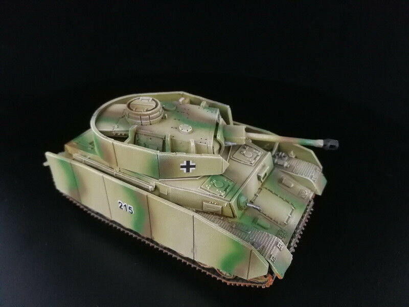 1 56 28mm DPS painted WW2 Bolt Action Mid War German Wehrmacht PzIIIM tank  YB54