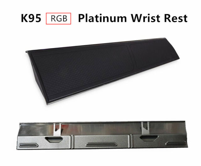 Corsair K95 Platinum /Strafe RGB Keyboard Wrist Rest Pad Palm Protection
