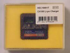 ALIGN CH100 Li-po Charger HEC10001 NIP