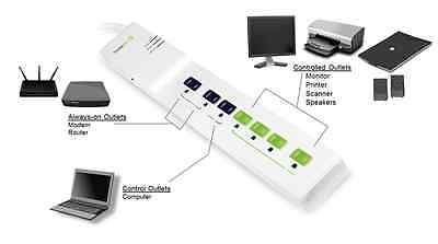 Advanced energy saving powerstrip