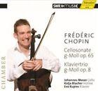 Frederic Chopin - Chopin: Cello Sonata; Piano Trio (2014)