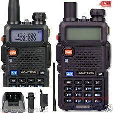 Radio Scanner Handheld 2-Way Portable Digital Transceiver Police Antenna HAM EMS