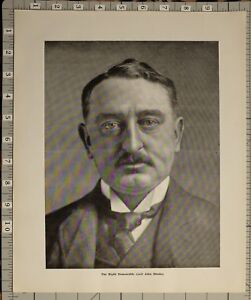 well known online store new appearance Details about 1899 BOER WAR ERA SOUTH AFRICA PRINT RIGHT HONOURABLE CECIL  JOHN RHODES