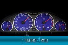 BMW Tachoscheiben 300 kmh Tacho E46 Benzin M3 CARBON 3378 Tachoscheibe km/h