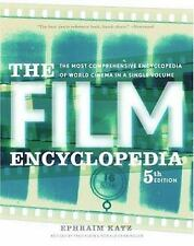 The Film Encyclopedia 5e: The Most Comprehensive Encyclopedia of World Cinema in