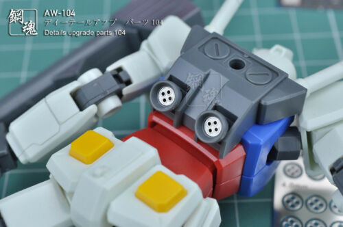 AW-104 GUNDAM /& WEAPON MODEL DETAIL THRUSTER BUILDERS PARTS PHOTO ETCH ADD ON