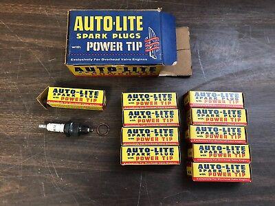 Autolite AL52 Spark Plug NOS Box 10