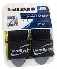 "2/"" X 2/' Boatbuckle F13110 Kwik-lok Transom Tie-down Pair"