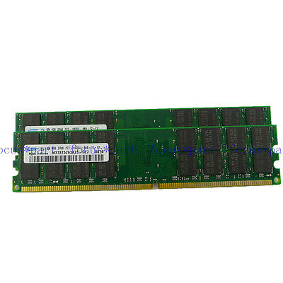 New Samsung 2X 4GB PC2-6400 DDR2-800MHZ 240pin AMD Desktop Memory High Density