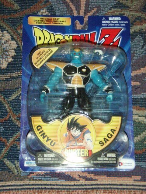 Dragon Ball Z Burter Ginyu Saga Force Irwin DBZ