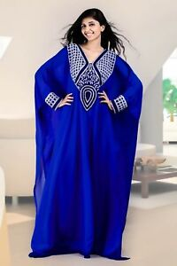 6aa2f4cfa733 Image is loading Sakhee-Kaftans-Womens-Kaftan-Abaya-Long-Dress-Maxi-