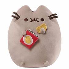 Gund Pusheen The Cat Potato Chip Snackable Stuffed Toy Plush