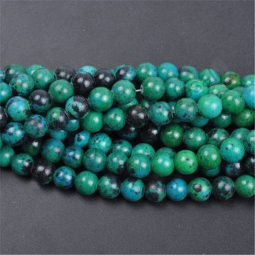 New Natural Gemstone Stone Round Loose Spacer Beads 4mm 6mm 8mm 10mm Wholesale