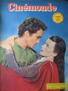 Cinema-Richard-Todd-Joan-Rice-Angeli-Brando-Mayo-Delorme-N-947-Kodak-1952