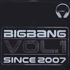 BIGBANG Vol.1 SINCE 2007  GD TOP V Taeyang Daesung