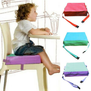 Baby Highchair Pad Booster Seat Cushion Removable Kids Dining Chair Adjustable Ebay