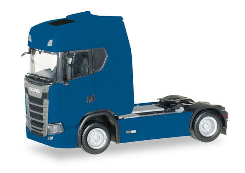 Herpa 306706 Scania CS20 Zugmaschine blau