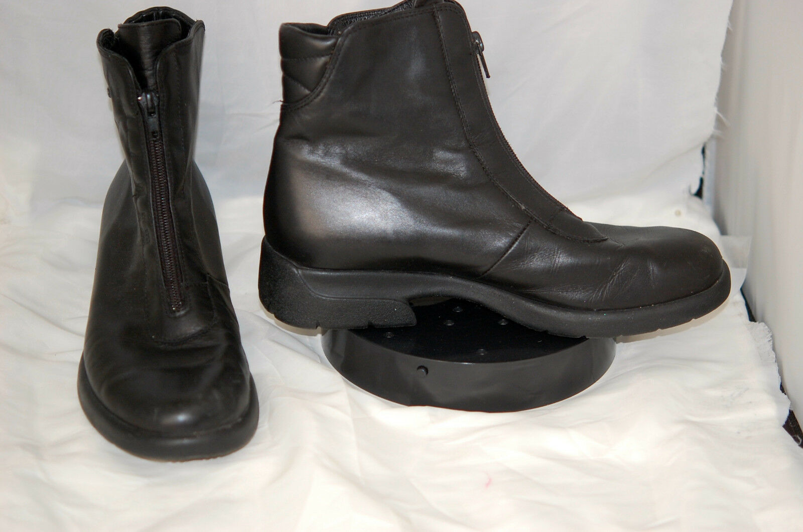 Gore-Tex Lady Zip Front Boot Stonefly Sz 38 8usa