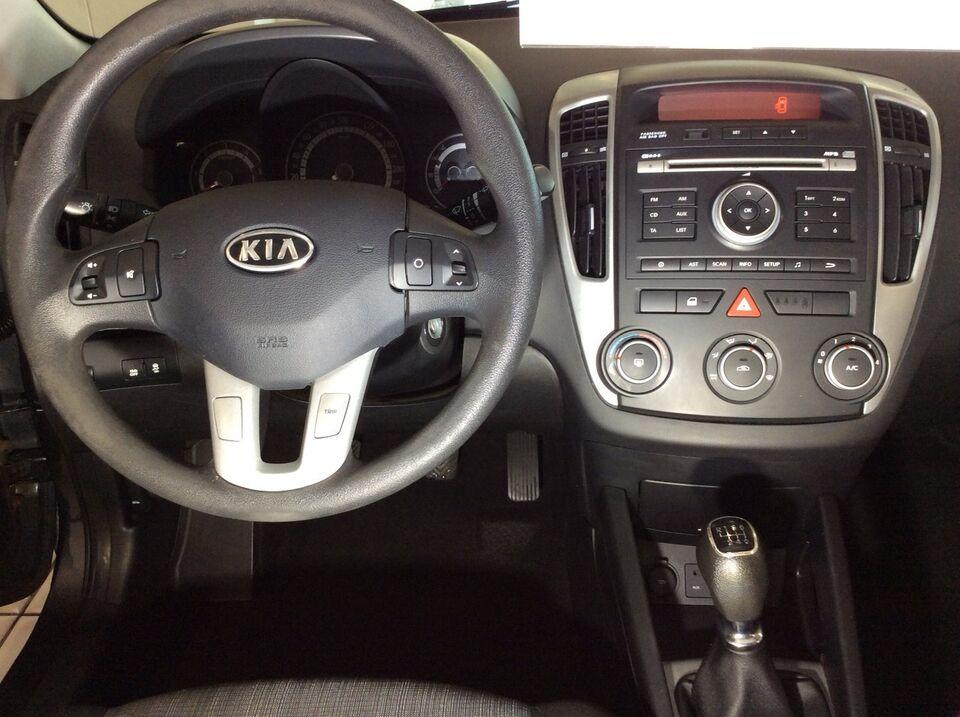 Kia Ceed 1,6 CRDi 90 Active Diesel modelår 2011 km 217000