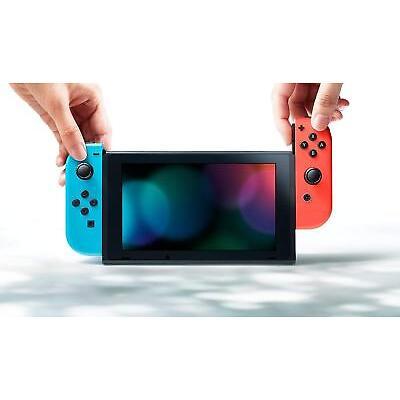 Nintendo Switch Konsole Blau/Grau