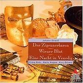 Johann Strauss Der Zigeunerbaron/Koth/Hoppe/Bohme CD