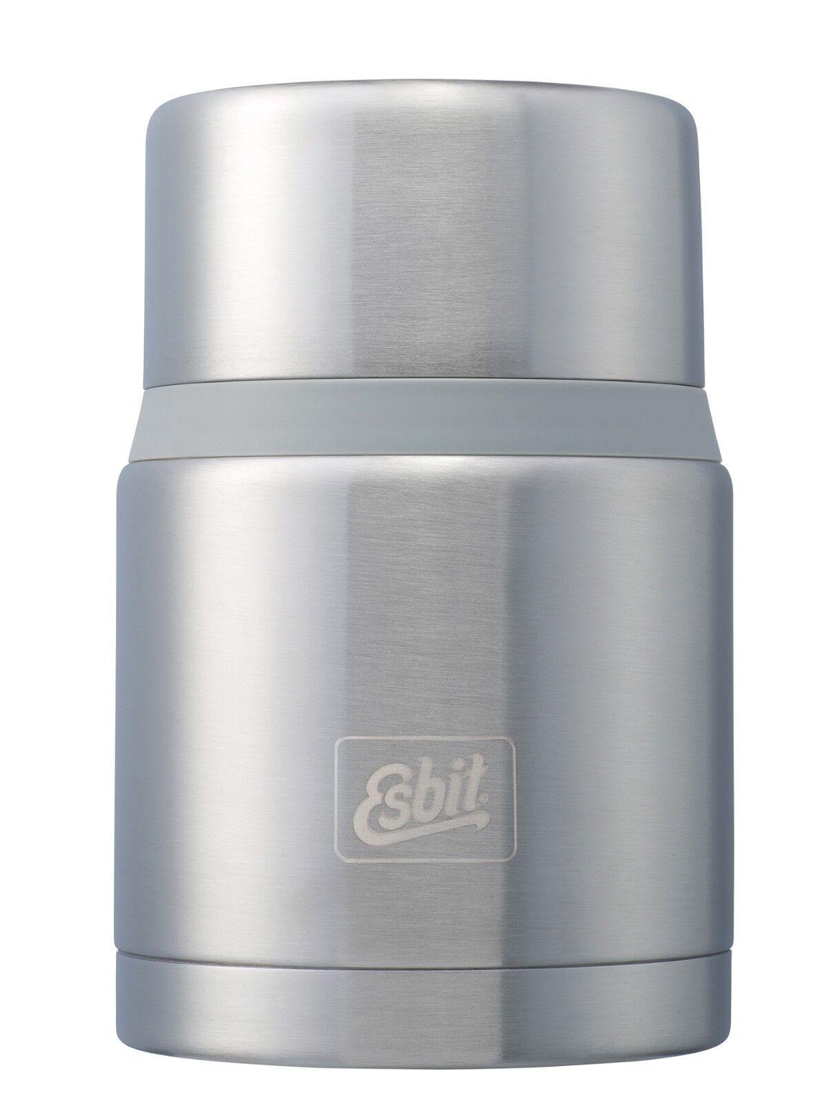 Esbit Foodbehälter FJ750 - 0,75 L edelstahl  | Gewinnen Sie hoch geschätzt
