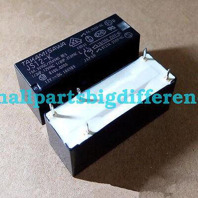 1pcs Original 12VDC HK3FF-DC12V-SHG HUIKE Relay 5pins