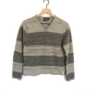 Armani-Xchange-Men-s-Striped-Wool-Sweater