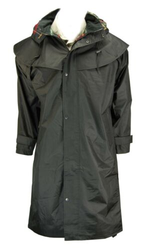 Champion Highgrove Full Length Long Waterproof Cape Riding Coat Cotton Lined