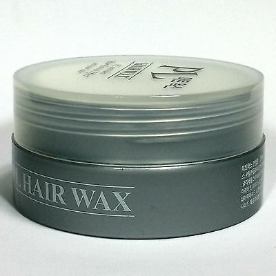 MENS HAIR STYLING WAX MATTE ULTRA HARD STRONG HOLD NOT OILY WORKABLE WAX 50g