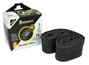 Camera D/'aria Michelin 26 Protek Antiforatura Autoriparante Bici Mtb 26x1.85-2.3