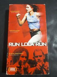 Run-Lola-Run-VHS-1998-German-With-English-Subtitles-Rare-Original-Version