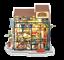 Indexbild 36 - DIY Bausatz für Miniatur Haus Bastelset Modellbau Puppenhaus Robotime Rolife