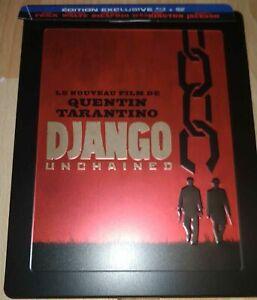 Blu-ray-Django-Unchained-Steelbook-TRES-BON-ETAT