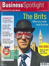 Business Spotlight, Ausgabe 04/2014 - Business-Englisch-Magazin +++ wie neu +++
