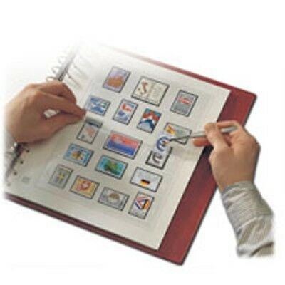 Zubehör Safe Dual Vordruckblätter 2275-2 Belgien 2002-2004 Halten Sie Die Ganze Zeit Fit
