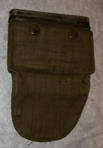 WWI-The-Markings-Doughboy-Pouch-Cigarette-Roller-Pouch-1918-Scoban-Tobacco