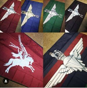 Details about PARACHUTE Regiment Airborne FLAG Pegasus Guards 1 2 3 4 Para  Ally 5'x3' Printed