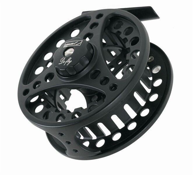 WSB Di-Fly Reel 7/8  - Aluminium Wide arbor plus a spare spool