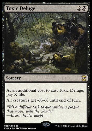 R Eternal Masters Toxic Deluge MTG Magic - SP
